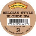 Sierra Nevada Belgian Blonde IPA - India Pale Ale (IPA)
