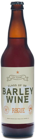 Rogue Class of �88 Barley Wine - Barley Wine