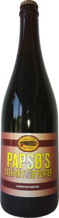 Cigar City Paps�s Passion Fruit Porter