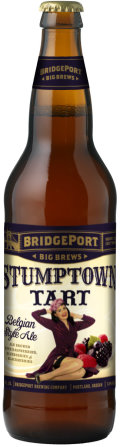 BridgePort Stumptown Tart 2013 (Triple Berry) - Fruit Beer