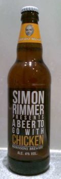 Simon Rimmer Presents A Beer To Go With Chicken