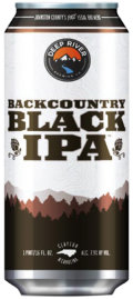 Deep River Backcountry Black IPA