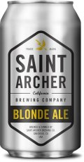 Saint Archer Blonde Ale