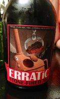 Big Rock Erratic Stone-Fired Ale