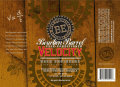 Beer Engineers Bourbon Barrel Velocity  - Imperial/Double IPA
