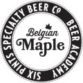 Beer Academy Belgian Maple