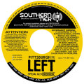 Southern Tier Pittsburgh Left Special Ale