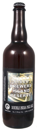 Cisco Island Reserve Double IPA