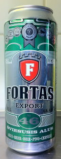 Fortas Export - Pale Lager