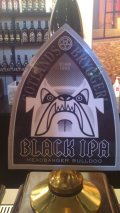 Wisby Headbanger Bulldog Black IPA