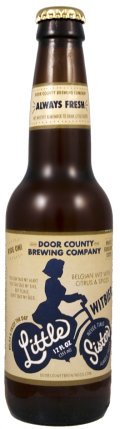Door County Little Sister Wit Bier
