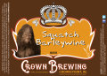 Crown Brewing Squatch Barley Wine