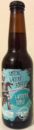 Moon Dog/Kissmeyer Nordic Saddle Buffer Barrelly Wine