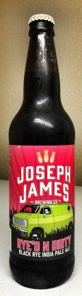 Joseph James Rye�d N Dirty Dark Rye IPA