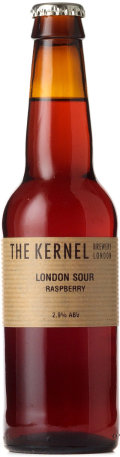 The Kernel London Sour Raspberry - Berliner Weisse