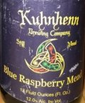 Kuhnhenn Blue Raspberry Mead - Mead