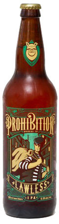 Prohibition Lawless IPA