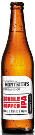 Monteiths Brewer�s Series Double Hopped IPA