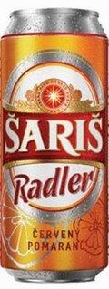 �ari� Radler Červen� Pomaranč - Fruit Beer/Radler