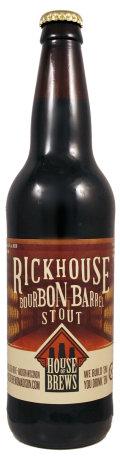 House of Brews Rickhouse Bourbon Barrel Stout