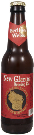 New Glarus Thumbprint Series Berliner Weiss - Berliner Weisse