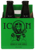 Saint Arnold Icon Green - Amarillo Hefe