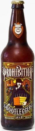 Prohibition Bootlegger Ale