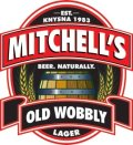 Mitchells Knysna Old Wobbly Lager (5.5%)