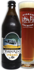 Wigram Tornado Strong Ale