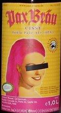 Pax Br�u Cissy (Yellow Label)