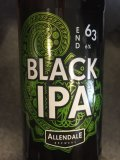 Allendale Black IPA End 63 - Black IPA
