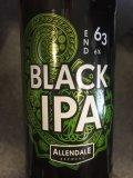 Allendale Black IPA End 63