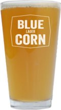Confluence Blue Corn Lager