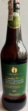 Marks & Spencer Hazerdine Orchard Herefordshire Vintage Cider 2010