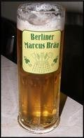 Marcus-Br�u Pils Unfiltriert - Dortmunder/Helles