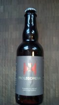 Hill Farmstead Prolegomena - Sour Red/Brown