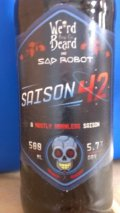 Weird Beard / Sad Robot Saison 42