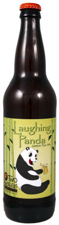 Two Brothers Laughing Panda Green Tea IPA