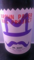 Brown Paper Bag Project Dr Rudi (Second Batch)