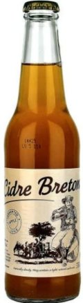 Guillet Cidre Breton Brut Traditionnel