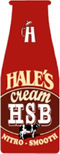 Hale�s Special Bitter (Cream HSB)