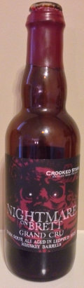 Crooked Stave Nightmare on Brett Grand Cru