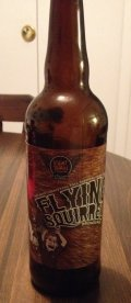 Right Brain Flying Squirrel Brown Ale
