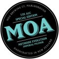 Moa Methode Evolution - Strong Pale Lager/Imperial Pils
