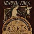 Hoppin Frog Barrel Aged BORIS Bairille Aois