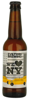 Evil Twin Yellow Cab Lager