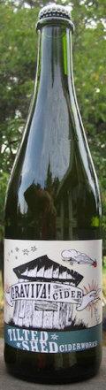 Tilted Shed Graviva  - Cider