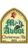 Mad Abbot Christmas Ale 2013
