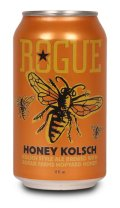Rogue Farms Honey Kolsch - K�lsch