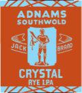 Adnams Jack Brand Crystal Rye IPA